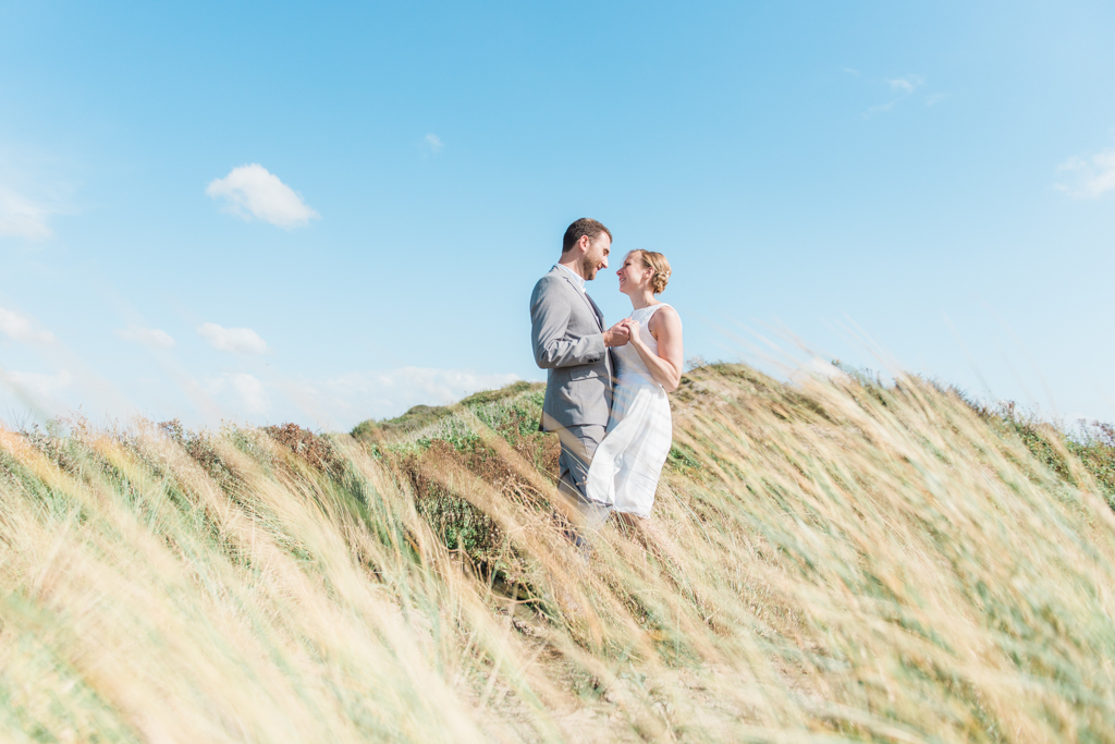 Beach wedding photography The hague
