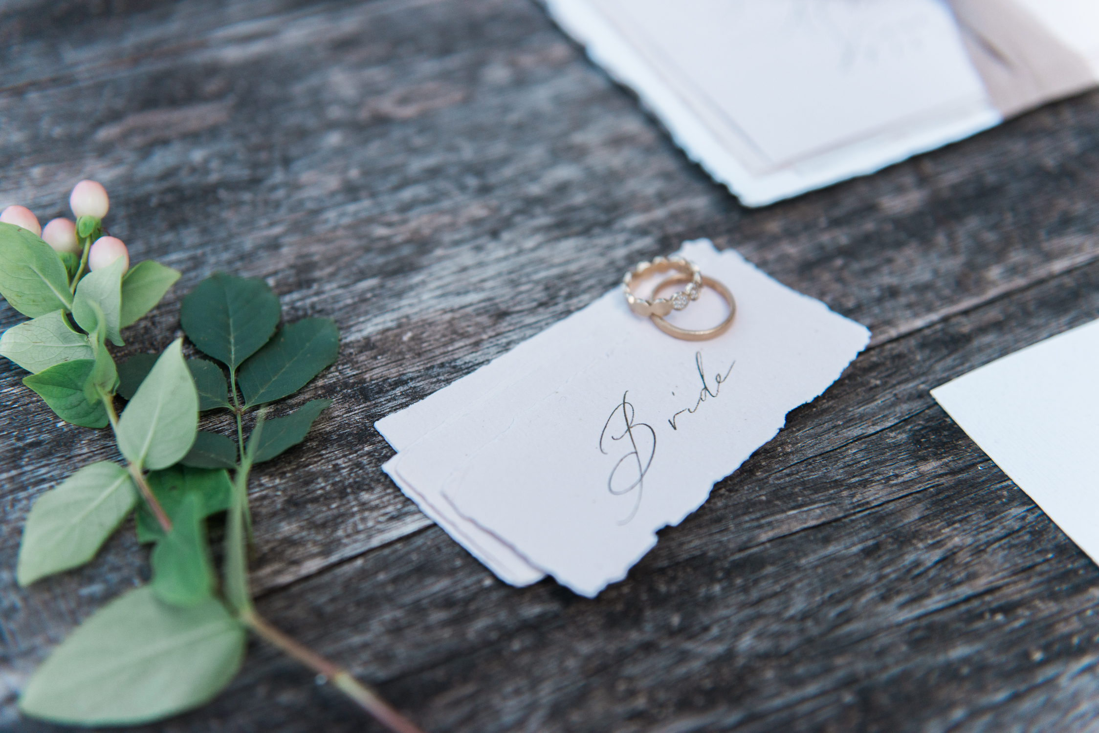 Wedding rings designed by Michaela Roemer