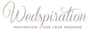 published on wedding blog wedspiration
