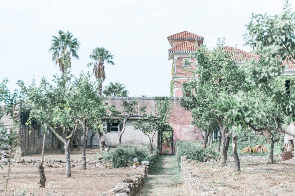Villa Casino di Mare in santa Maria di Castellabate shot by wedding photographer in Italy