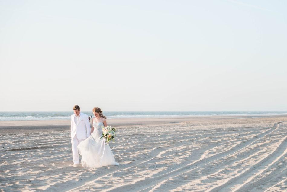 Bride and groom at a destination wedding photography workshop