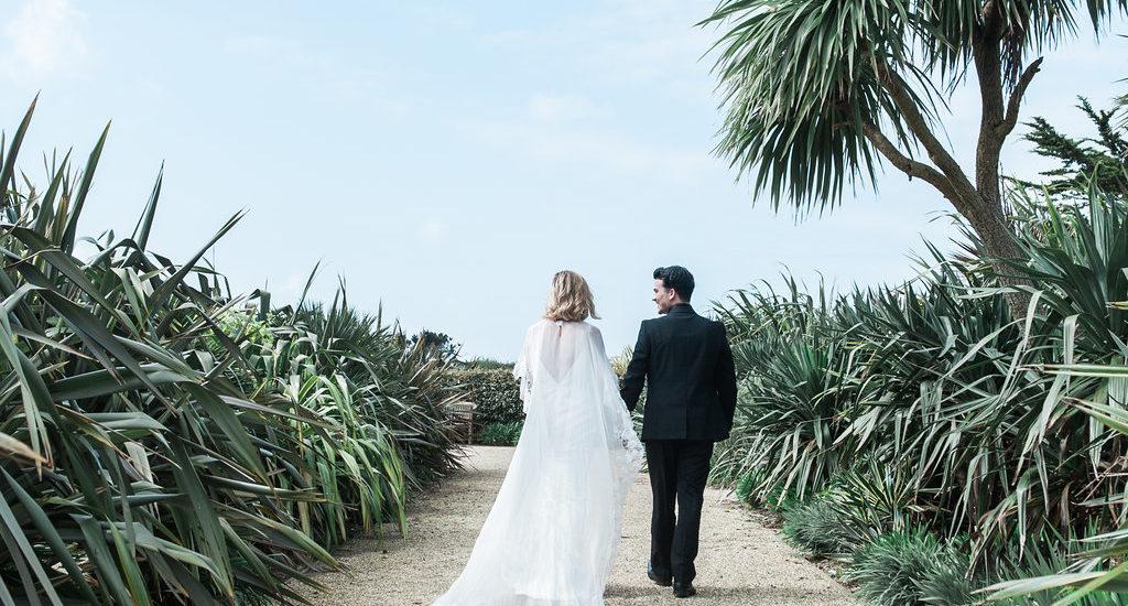 Publishedmonochrome Miami Wedding Photography Inspiration Shoot In Cornwallon Theperfectwedding Nl
