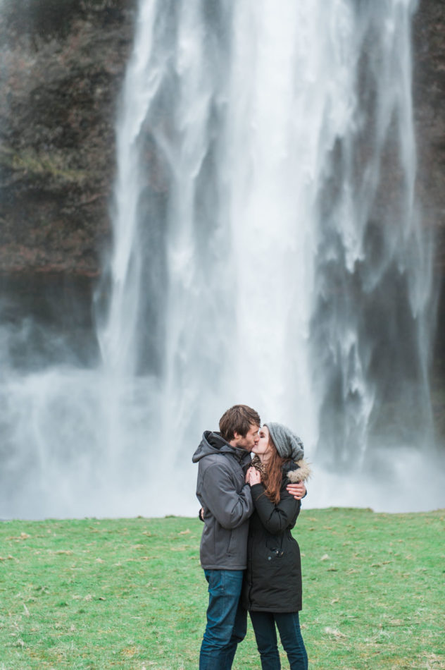 Love shoot in Iceland by Wit Photography