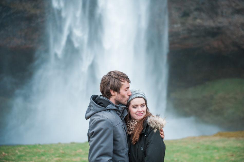 Engagement photography Iceland