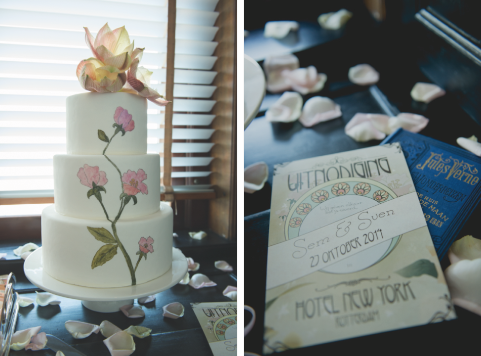 8. Sugarlips cakes Art Nouveau Styled Shoot 42