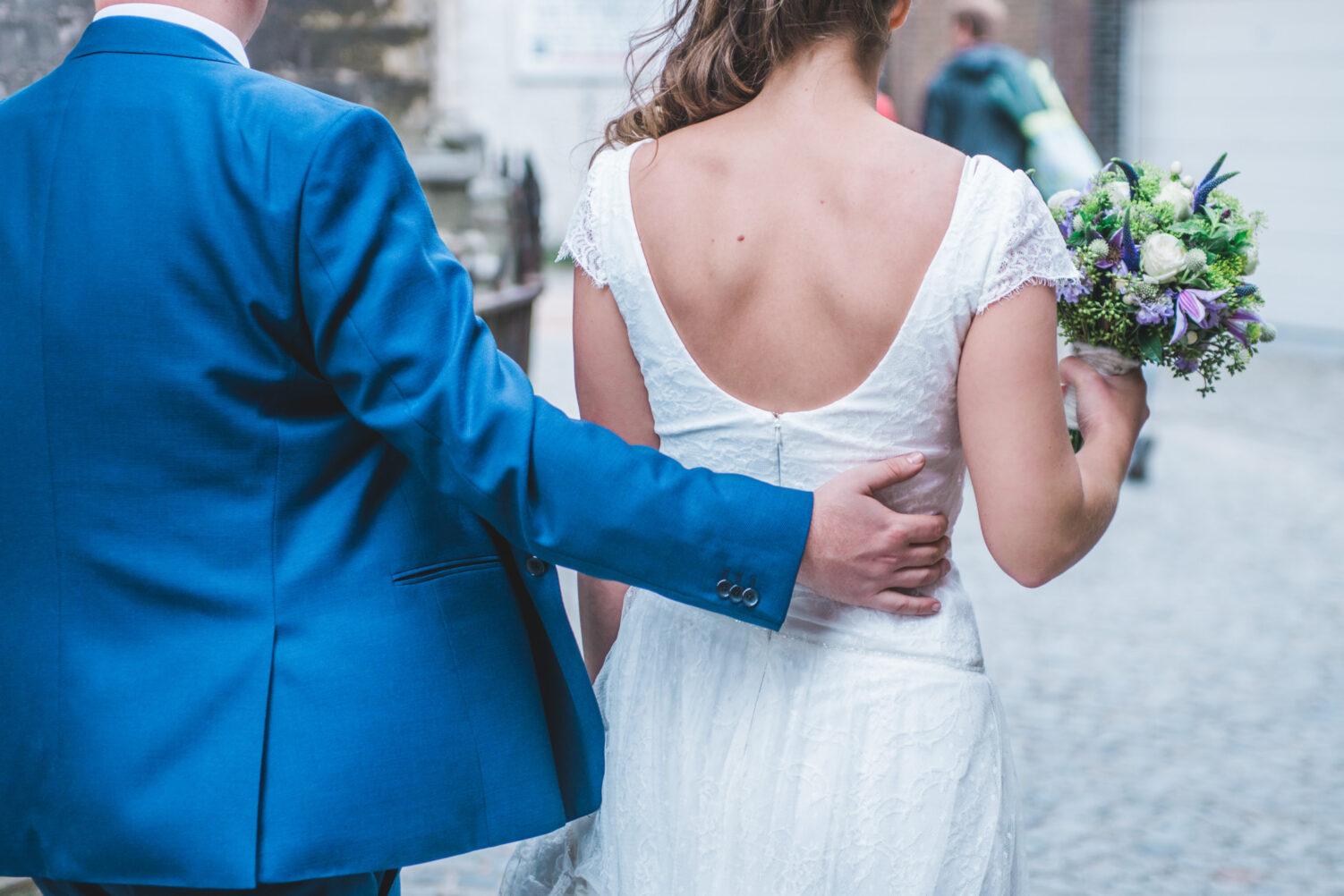 Wedding photography in Mechelen in Belgium