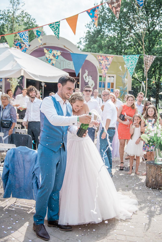 Festival wedding lievelinge