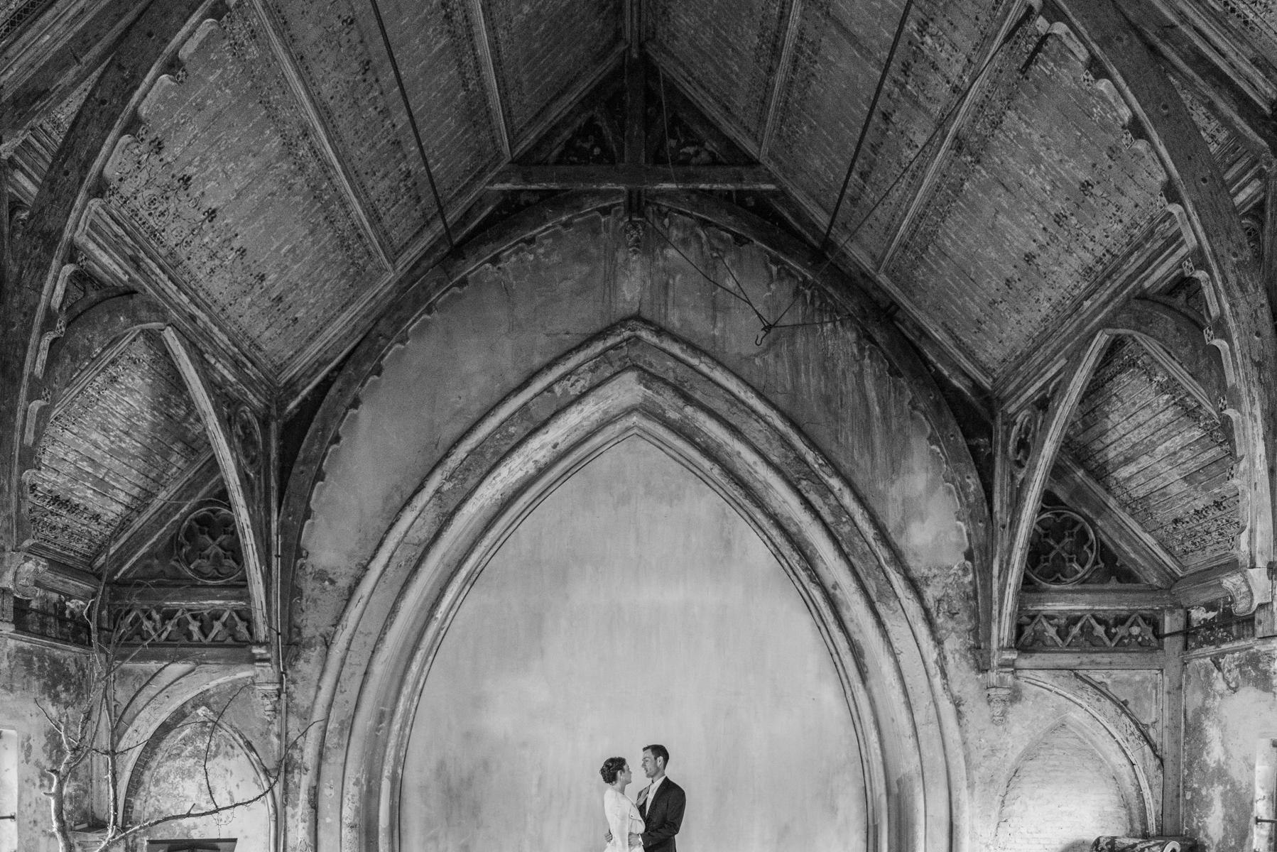 Metaal Kathedraal wedding photographer