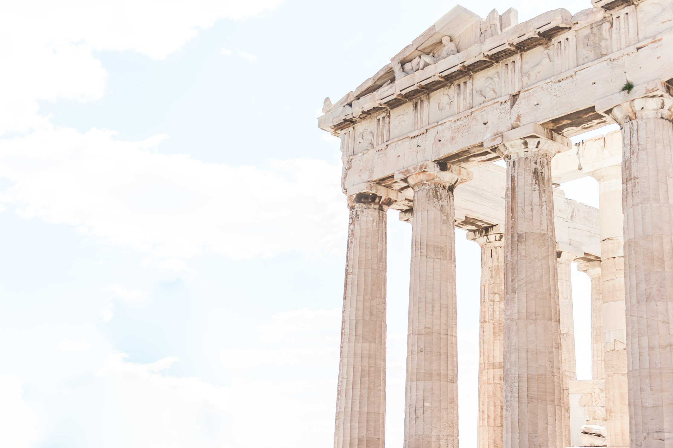 a list of venues for elopements in Greece