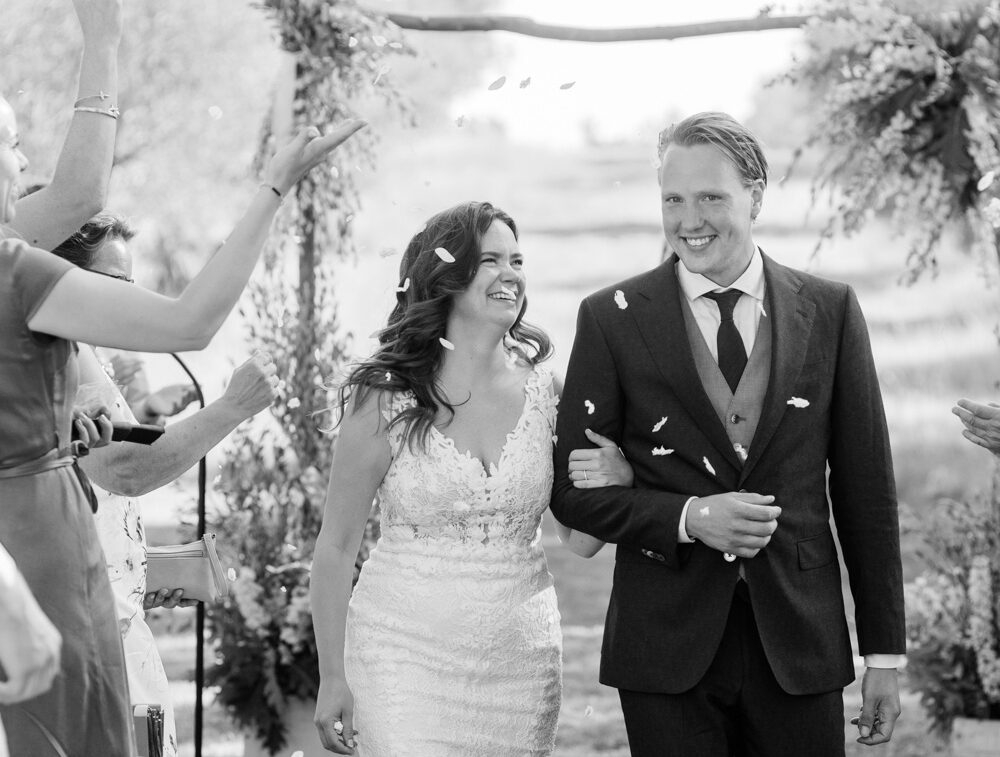 How do you choose a wedding photographer