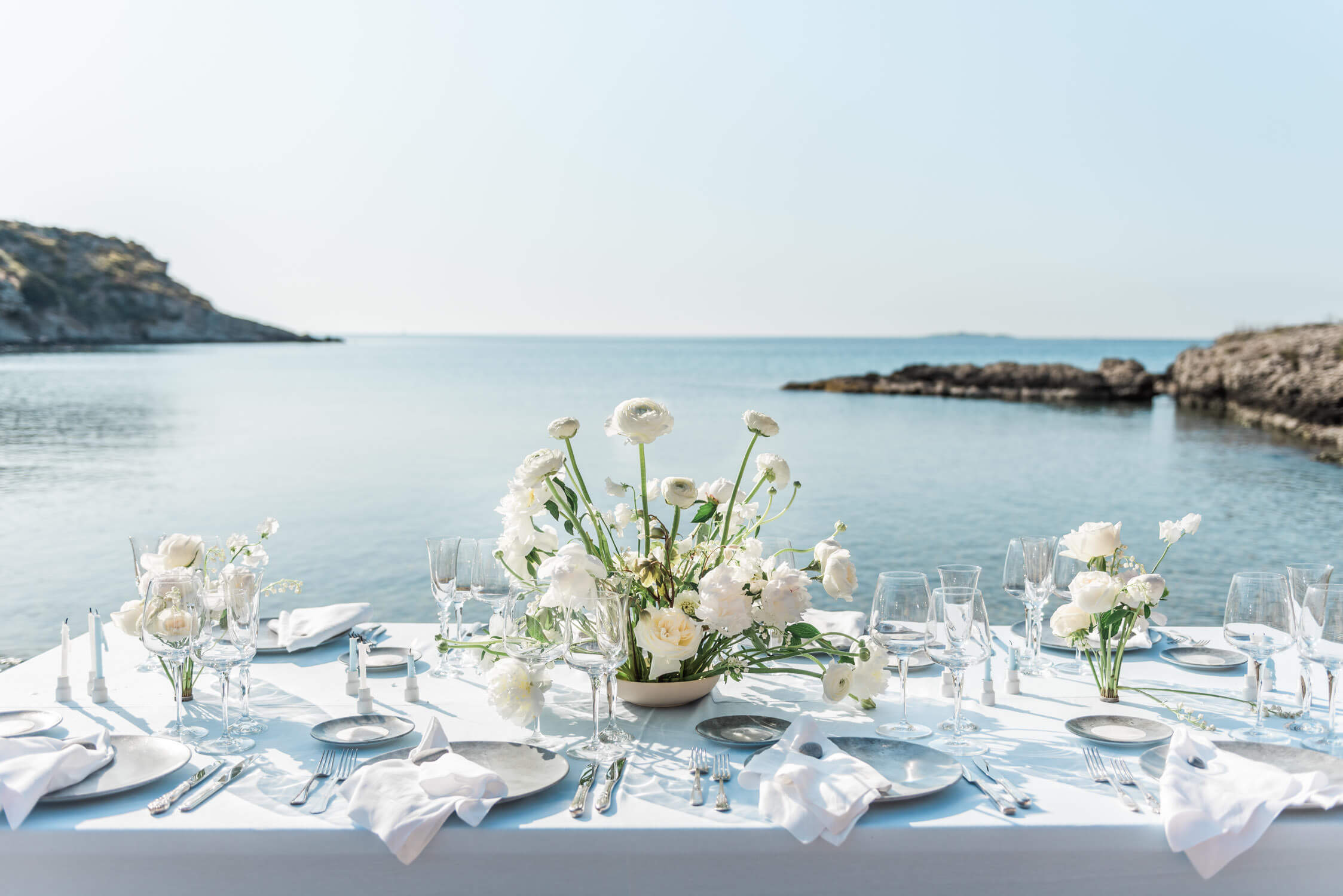 Delicious food is 1 of the reasons to choose Greece for your destination wedding